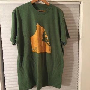 North Face t-shirt!